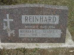 Donald Ray Reinhard
