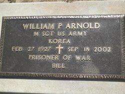 """William Preston """"Bill"""" Arnold"""
