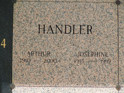 Arthur Aaron Handler