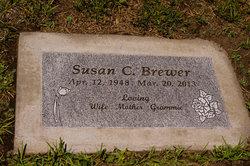 """Susan C. """"Sue"""" <I>McClard</I> Brewer"""