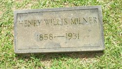 Henry Willis Milner
