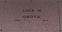 Lois Marie <I>Wendt</I> Groth