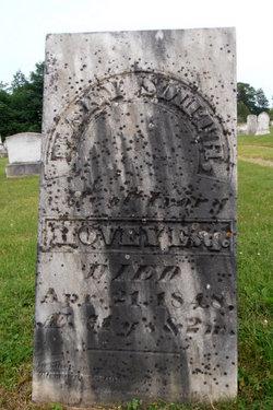 Mary <I>Smith</I> Hovey