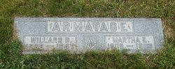 Martha E <I>Watt</I> Armatage