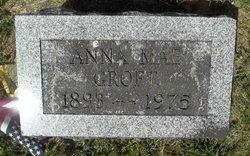Anna Mae <I>Hemler</I> Groft