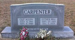 Gilf Allen Carpenter