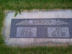 Lucy Mae <I>Powell</I> Gordon
