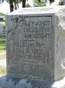 Wiley Jones