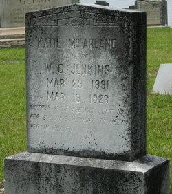 Catherine <I>Mcfarland</I> Jenkins