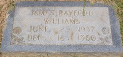James Rayford Williams