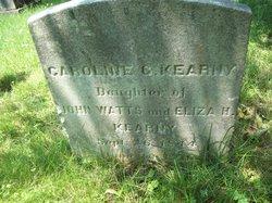Caroline G Kearny