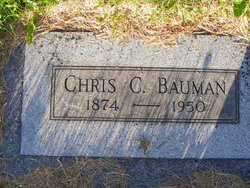 Christopher Bauman