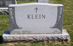 Joseph Aloysius Klein