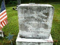 Elijah Reed Hickok