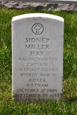 Sidney Miller Hay