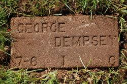"George William ""Jack"" Dempsey"
