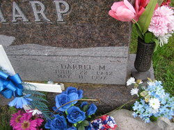 Darrel Merle Sharp