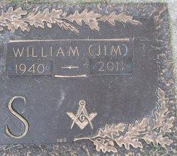 """William """"Jim"""" Harris"""