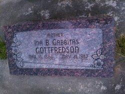 Jane Ina <I>Bulkey</I> Gottfredson