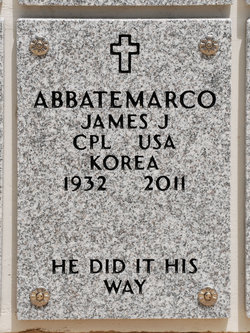 James Joseph Abbatemarco