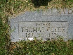 Thomas Clyde Ables