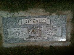 Crecencio Gonzales