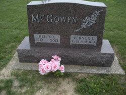 Vernus L McGowen