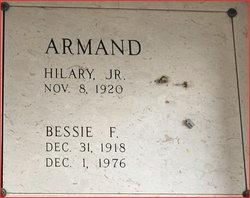Hilary Armand, Jr