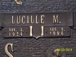 Lucille M <I>Haas</I> Williams