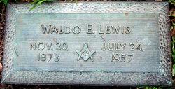 Ralph Waldo Emerson Lewis, Sr