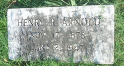 Henry R. Arnold