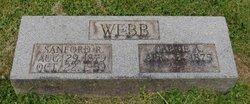Sanford R Webb