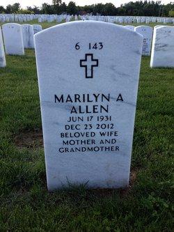 Marilyn Ann Allen