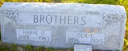 Ola Loraine <I>Ramsey</I> Brothers