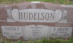 Foster Eugene Hudelson