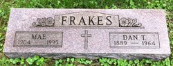 Nellie Mae <I>St. Pierre</I> Frakes