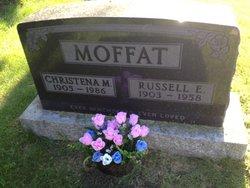 Christena M Moffat