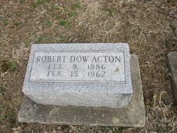 Robert Dow Acton