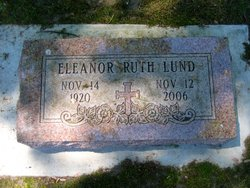 Eleanor Ruth Lund