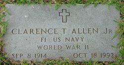 Clarence T Allen, Jr