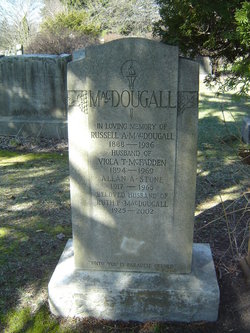 Viola T MacDougall