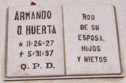 Armando O Huerta