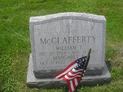William Thomas McClafferty