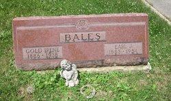Gold Irene <I>Gordon</I> Bales