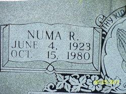 "Numa Richardson ""Buddy"" Alcorn"