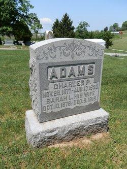 Sarah L. <I>Craig</I> Adams