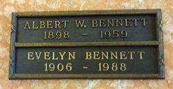 Albert W Bennett