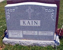 Helene M. <I>McElwee</I> Kain