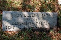 Eliza Ellen <I>Tufts</I> French