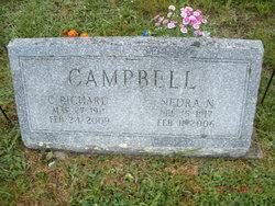 Nedra Nelisson <I>Hickok</I> Campbell